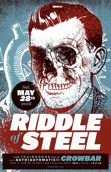 Riddle Of Steel